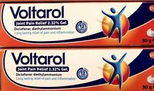 2x  30g Tubes of Joint Pain Relief 2.32%