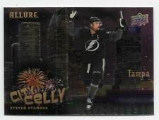 20/21 UPPER DECK ALLURE CITY CELLY Hockey (#CC1-CC15) U-Pick From List