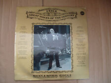BENIAMINO GIGLI - Great Voices Of The Century - Ex Con LP Record Ember