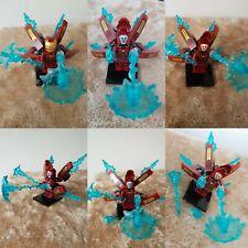 Iron Man toy figure figurine mini building blocks model compatible with lego