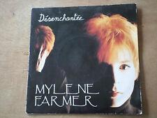 "45 Tours Mylene Farmer ""Desenchantee"""