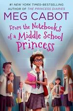 From the Notebooks of a Middle School Princess - Acceptable - Cabot, Meg -