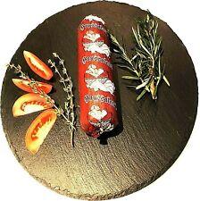 Salami Wurst Haussalami ganze Stange 500g fränkische Herstellung Brotzeit Vesper