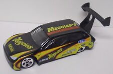 2001 Hot Wheels First Editions Ford Focus #037-Black Paint-Meguiar's