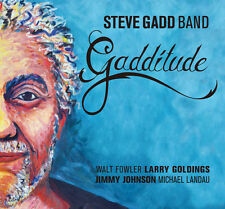 Steve Gadd, Steve Gadd Band - Gadditude [New CD] Digipack Packaging