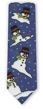 NEW SNOWMAN HOLIDAY TIE IM MELTING 4881 s