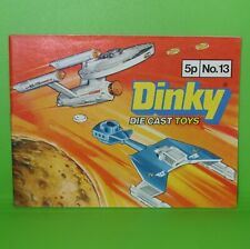 Dinky / 1977 No 13 Catalogue