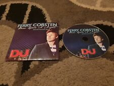 FERRY CORSTEN-ONCE UPON A NIGHT -DJ MAG CD
