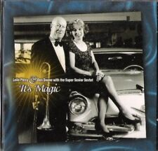It's Magic by Leila Percy & Don Doane (CD, Invisible Records)