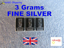 Buy Silver - Silver Bullion - Valcambi Suisse UK and World Wide Delivery!