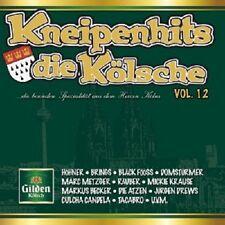 DIE ATZEN/HÖHNER/THE BOSSHOSS/+ - KNEIPENHITS-DIE KÖLSCHE-VOL.12 (2 CD) NEU