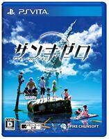 USED PS Vita Zanki Zero Japan import