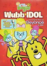 Wow! Wow! Wubbzy - Wubb Idol (DVD, 2009) New with Inflatable Microphone (N)