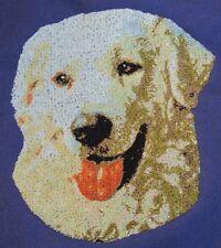 Embroidered Fleece Jacket - Kuvasz Dle1570 Sizes S - Xxl