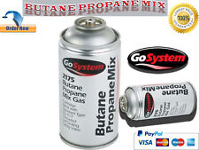 GOSYSTEM GAS BUTANE PROPANE MIX GAS CARTRIDGE 350G PROPANE 2350 (70:30) GAS