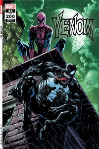 Venom #35 Hero Initiative exclusive Humberto Ramos & Ryan Stegman cover