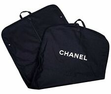 AUTH NEW Garment Bag Chanel CANVAS For coat or dress