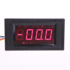 New 1Pcs DC 5V 50A 3 1/2 Red LED Digital Volt Panel Meter Voltage Ammeter