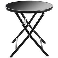 Ultranatura table de Terasse pliante en Aluminium gamme Korfu Plus anthracite