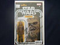 Star Wars 4 Chewbacca AF Variant   NM (b6)