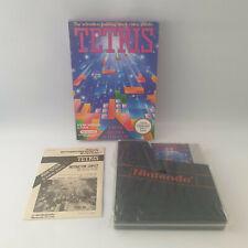 Nintendo NES - Tetris (Asian Version) PAL B - Complete in Box CIB Like New