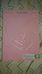 BTS Map of the Soul: Persona Album Version 1 (UNSEALED)