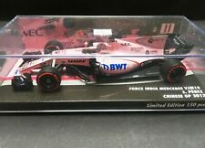 Minichamps - Sergio Perez - Force India Mercedes- VJM10 - 1:43- 2017- Chinese GP