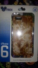 NEW Disney Theme Parks D-Tech BROWN Mickey Mouse iPhone 6 Cell Case