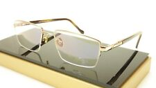 53f0bc8514b Authentic Paul Vosheront PV366 C1 23KT Gold Plated Eyeglasses Frame Italy  Made