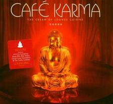 Café Karma - The Cream Of Lounge Cuisine (2 CD Box-Set) 2004 very good condition