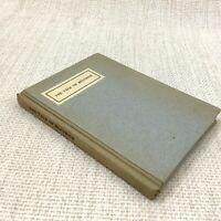 1927 Antico Libro Beatrice Di Nazareth Medieval Mezzo Dutch Rhyme Letteratura