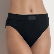 Sloggi Double Comfort Tai Brief, Knicker. White or Black, Cotton, sizes 10-20