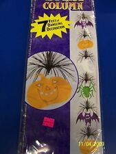 Halloween Carnival Haunted House Party Decoration Hanging Foil Cascade Column
