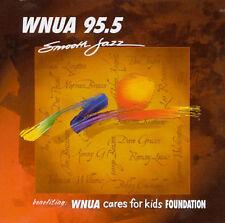 Various Artists WNUA 95.5 Smooth Jazz Sampler CD