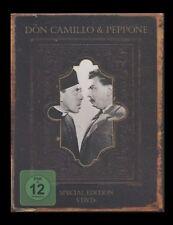 DVD DON CAMILLO & PEPPONE - 5 DISC BOX SET - SPECIAL EDITION *** NEU ***