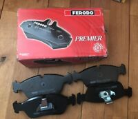 FERODO 4 PLAQUETTES FREINS AVANT NEUF REF FDB1300 @ BMW SERIE 3, E36, E46 N1583