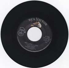ROCKABILLY 45RPM - MARY PETTI ON RCA - RARE