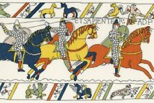 Bothy Threads Bayeux Tapisserie de la cavalerie Counted Cross Stitch Kit XBT2