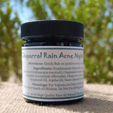 Chaparral Rain Acne Night Salve #2 Blend 1.7 oz