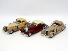 Solido SB 1/43 - Set of 3 Models : Mercedes - Delage