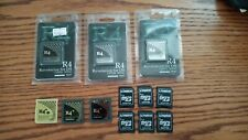 R4 Revolution Cartridge -Bundle of 6  DS/DSL/DSi