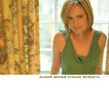 Alison Brown-Stolen Moments CD NUOVO