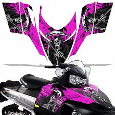 Sled Wrap for Polaris Shift Dragon RMK Graphic Snow Decal Kit Snowmobile REAP P
