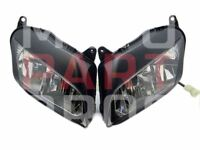 ABS OEM Replacement Headlight Assembly for 07 - 12 Honda CBR 600RR