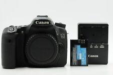 Canon 70D Digital SLR 20.2MP Camera Body #861
