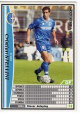 figurina CARD WCCF EUROPEAN CLUB 2002/03 PANINI NEW 69 COMO STELLINI
