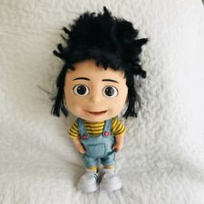 Despicable Me 2 Interactive Talking AGNES Doll Girl Grue Daughter Thinkway Toy