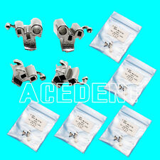 20 sets Dental Triple buccal tube 1st molar Roth 0.022'' Convertible weldable