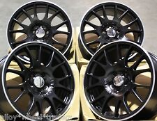 "19"" BLACK CH ALLOY WHEELS FITS RENAULT VOLVO PEUGEOT MERCEDES BENZ 5X108 ONLY"
