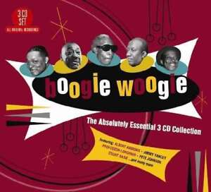 Boogie Woogie - The Absolutely - Various NEW CD